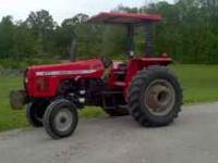 Massey Ferguson 471 diesel tractor, 67 hp., shuttle