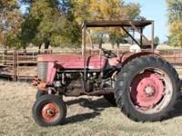 Massey Ferguson 65 Diesel with hydraulics' $2,800 with