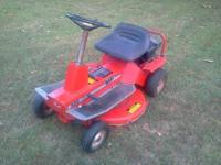 FOR SALE IS A VERY WELL KEPT 1973 MASSEY FERGUSON LAWN