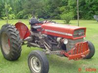 FOR SALE ; 135 Massey Ferguson Tractor , 3 Cylinder Gas