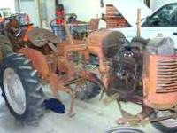 massey pacer and pony tractors for sale please call