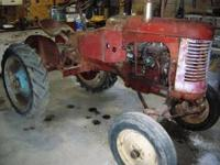 Massey Harris Pony, motor runs good Call  Location: