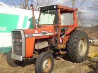 Massey 255 for sale, $7000.00 firm,  Location: