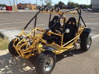 Massimo 1000 CC (SLGK -- 1000 Series) Dune Buggy For