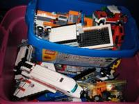 I have lots of Legos I have collected in the past
