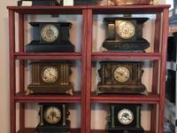 "The Clock Collection Estate Sale ""TIME IS WHAT LIFE IS"