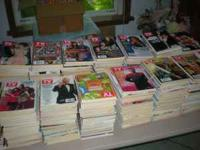 Massive lot of 1990's to 2000 TV Guides. Some complete
