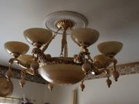 . Unbelievably majestic chandelier ideal for the finest