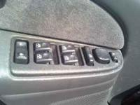A master control switch for the driver side window for