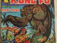 MASTER OF KUNG FU# 19 Aug 1974 Bronze Age Gil Kane/Tom