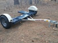 Up for sale is my Master Tow 80THD tow dolly. This is