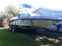 1997 Mastercraft maristar-200 V fuel injected. Only 525