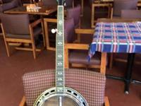 I have a 5-string banjo in excellent condition with