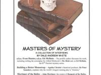 MASTERS OF MYSTERY a collection of interviews by Dale