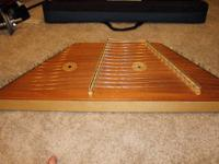 I have hardly used MasterWorks 15/14 Hammered Dulcimer.