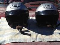 I have matching helmets with J&M headsets.  Size medium