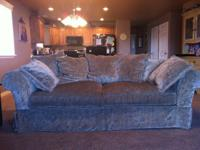 These couches are in great shape. Super comfortable.