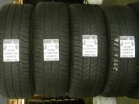 I have a terrific matching collection of used tires in
