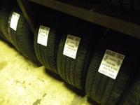 I have several great matching sets of used tires