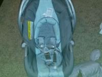 I recieved a matching stroller and car seat for my some