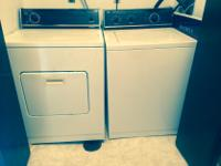 Type: Washer/DryerAlthough the washer/dryer set are