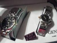 Short on cash and have to sell my matching watch set. 1