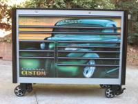 MATCO 6s CUSTOM TOOL BOX The 6s is for the demanding