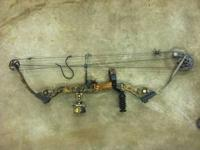 I am selling my 2004 Mathews Conquest 3 complete with