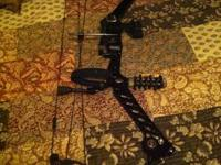 This is a great target or hunting bow. It is completely