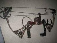 I have a Mathews Solocam DXT 2008 Right Hand for sale.