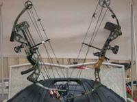 For Sale: (LH) Mathews MQ1, 60-70#, 28-31 inch draw