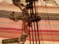 Mathews Switch Back for sale. Ready to hunt. Got $ 1200