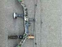 Fully set up, good condition. Spothog hunter hogg-it 7