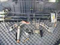 Mathews Switchback xt Compound bow with 28in draw