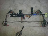 For sale Mathews Switchback XT, 29 inch draw length set