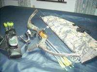 I have a Mathews Z Max compound bow with soft case,