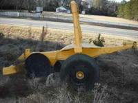 This is a mathis jr fire plow. It is in excellent