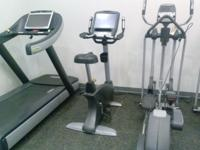 I have a matrix MTX-U upright exercise bike for sale.