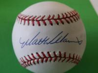 Matt Williams BASEBALL autograph - Teams - Giants /