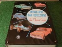 One of the cleanest matchbox type car cases you'll find