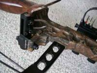MATTHEWS ICON COMPOUND BOW 29IN, 50-60LB - SUPER QUIET,