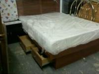 Queen Set-- Mattress and Box $150. We have all sizes