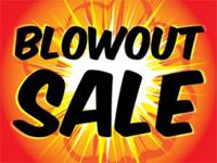 MATTRESS BLOW OUT SALE !! THIS WEEK ONLY !!!  BIGGEST
