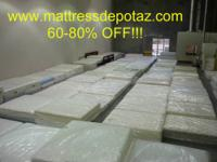 sealy cal kings only 299! Mattress Depot has name brand