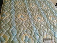 Older, good quality Sealy Posturepedic full mattress