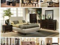 Mattress & Furniture   FURNITURE: 5 Pc. Bedroom