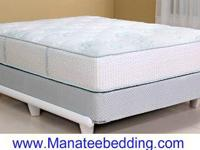 ALL BRAND NEW MATTRESS SET IN PLASTIC. WITH FACTORY