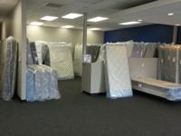 We have new mattresses from a top Texas manufacturer.