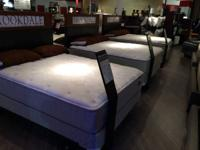 HUGE SALE ON MATTRESSES STARTING AT $99 FOR A TWIN.