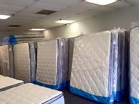 I have brand new factory overstock mattresses still in